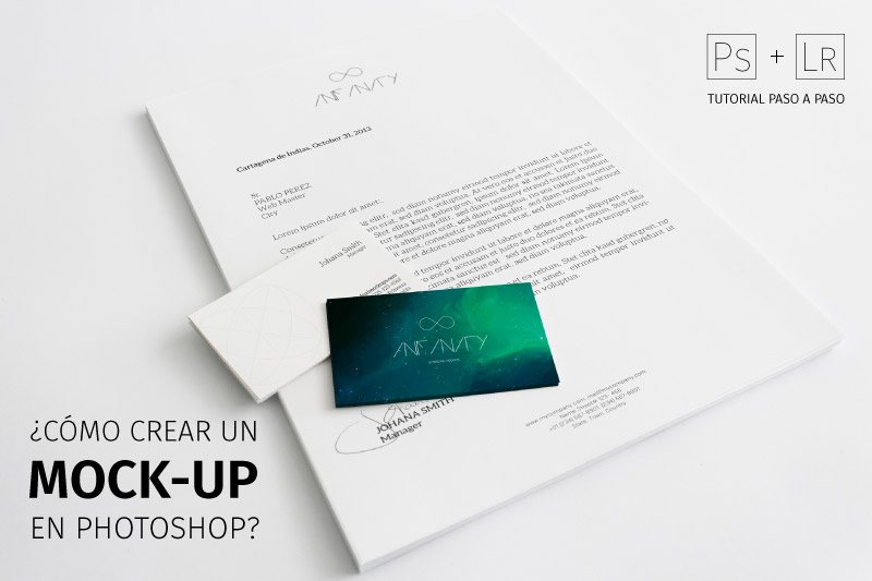 ¿Cómo crear un Mock-Up en Photoshop?