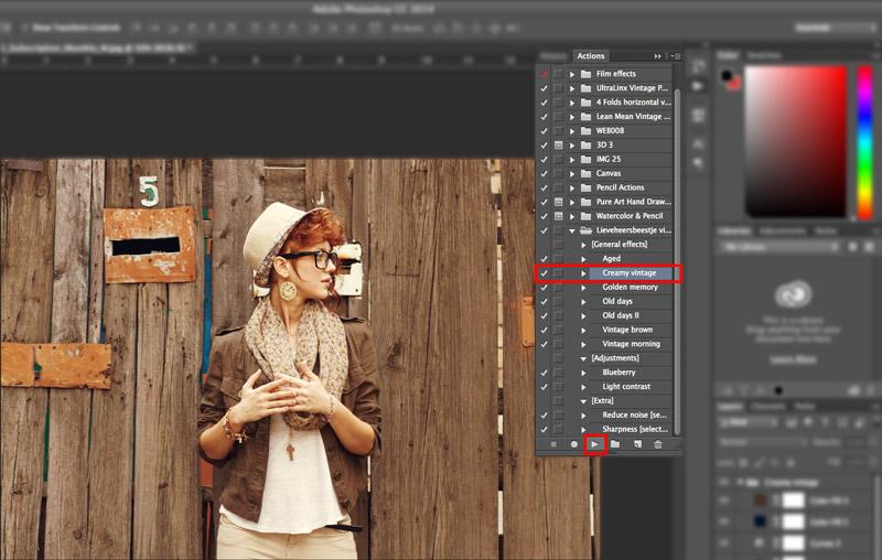 Photoshop Actions (ATN) Gratis