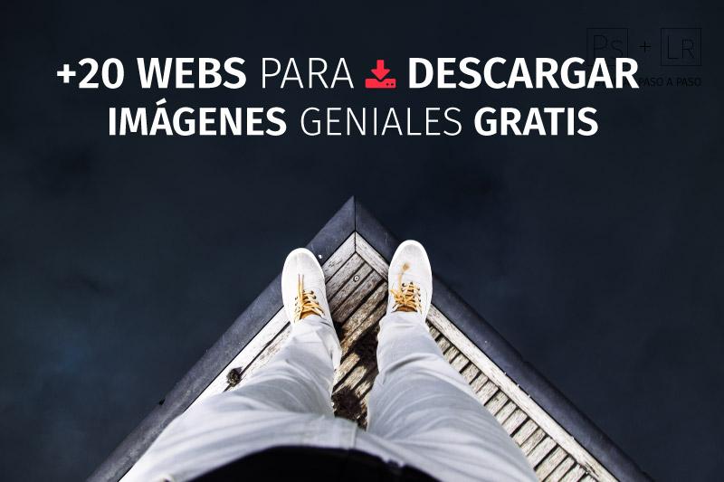 +20 Webs para Descargar Imágenes Geniales Gratis