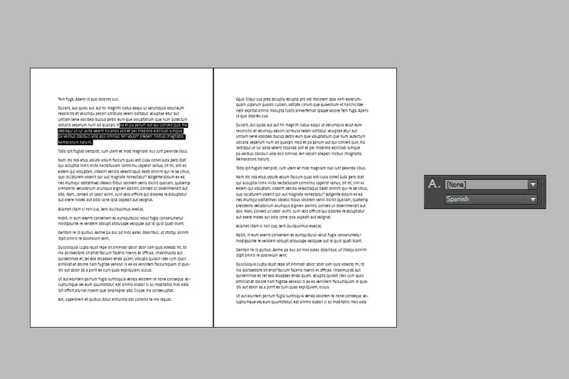 10 errores al diagramar un libro en InDesign