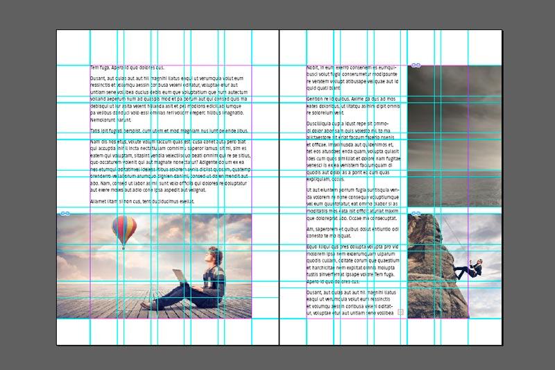 10 errores al diagramar un libro en InDesign