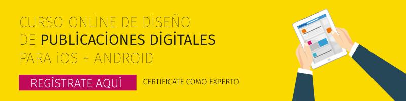 Curso de Publicaciones digitales